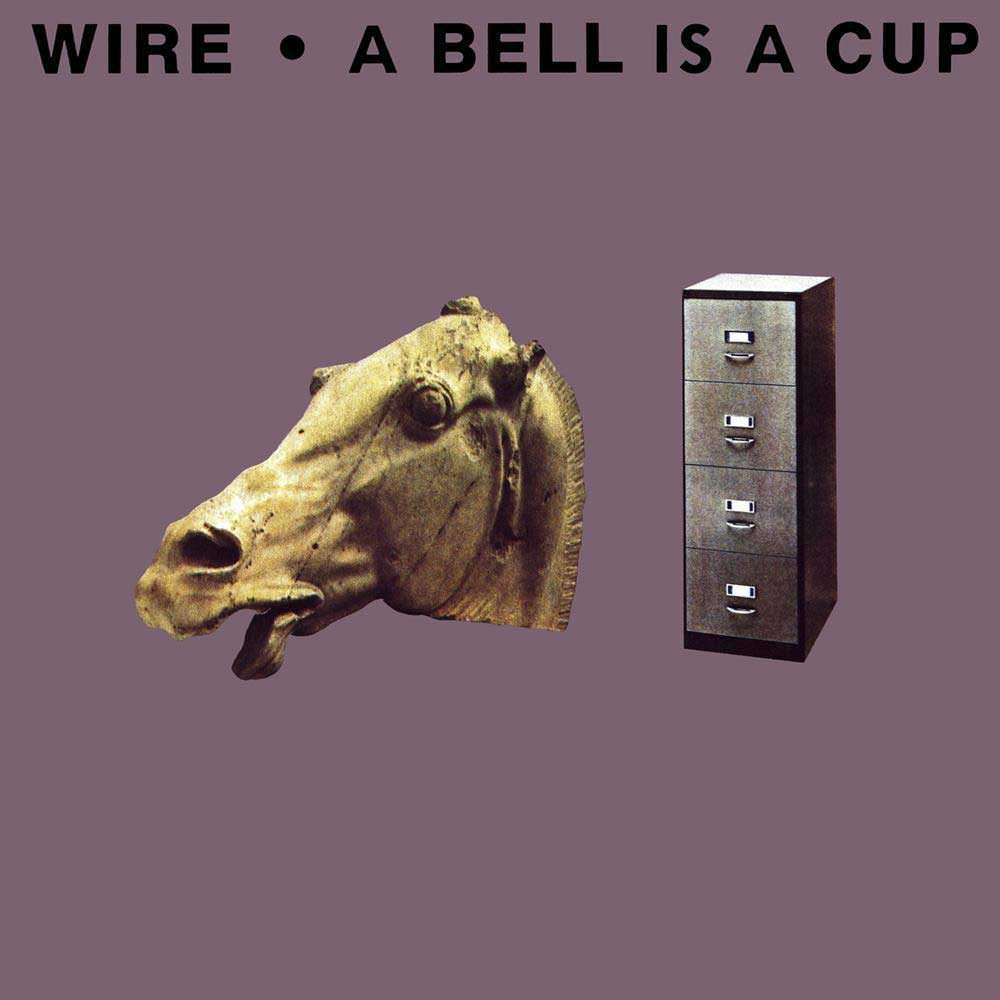 wire a bell is a cup