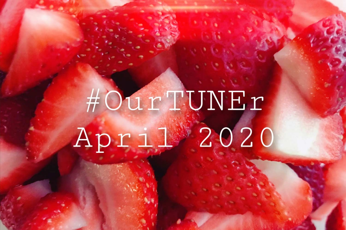 #OurTUNEr - April 2020