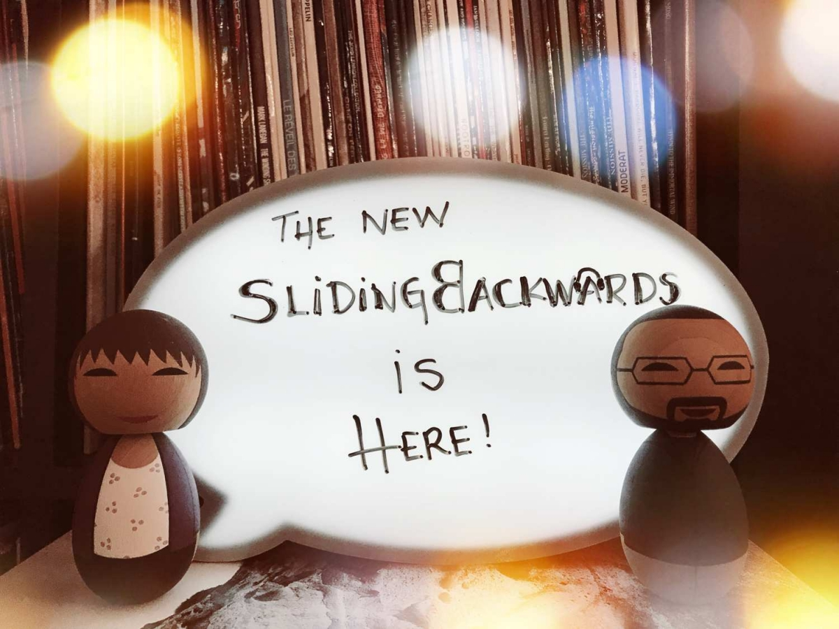 "This is the new ""us"". Sliding Βackwards – The new era!"