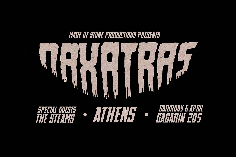 a69dcf441c6 Οι Naxatras σε ελληνική περιοδεία την Άνοιξη! - Sliding Backwards