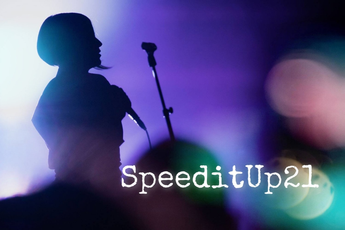 SpeeditUp21 with Marva Von Theo