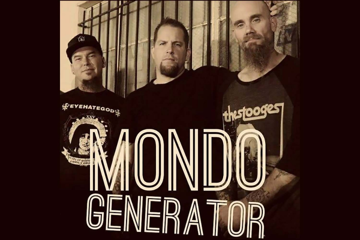 ΜΟNDO GENERATOR Live in Athens For The First Time Ever!!!! Special act: SuperSoul | 11.02.2020 at AN CLUB!