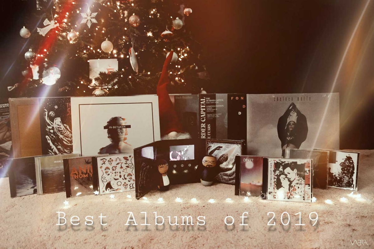 Best Albums of 2019 // Sliding Backwards