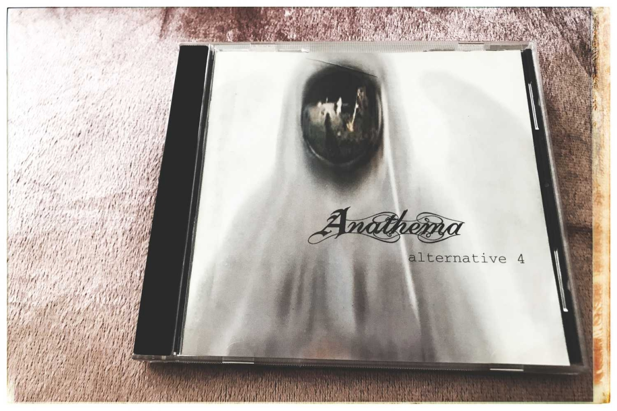 Anathema - Alternative 4 (Peaceville Records,1998)