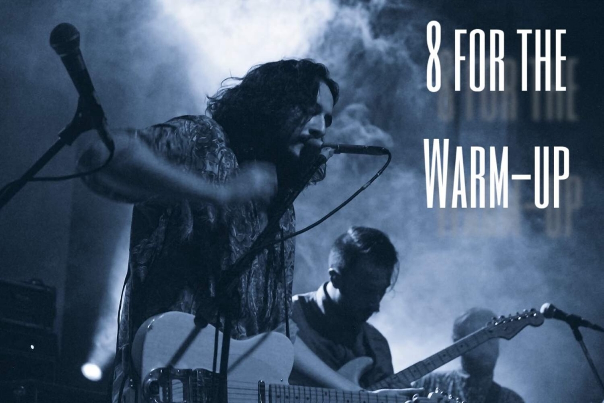 8 for the Warm-Up: The Steams