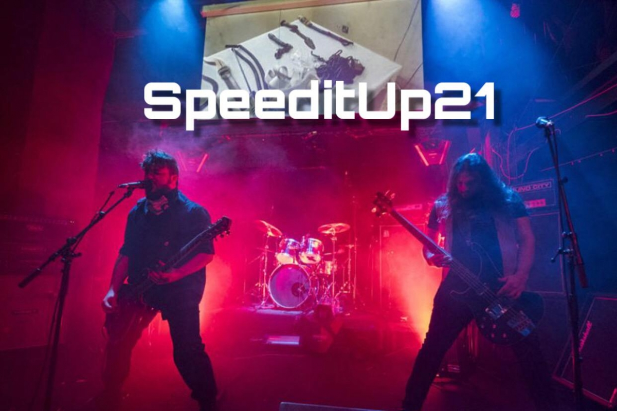 SpeeditUp21 with Okwaho (english version too)