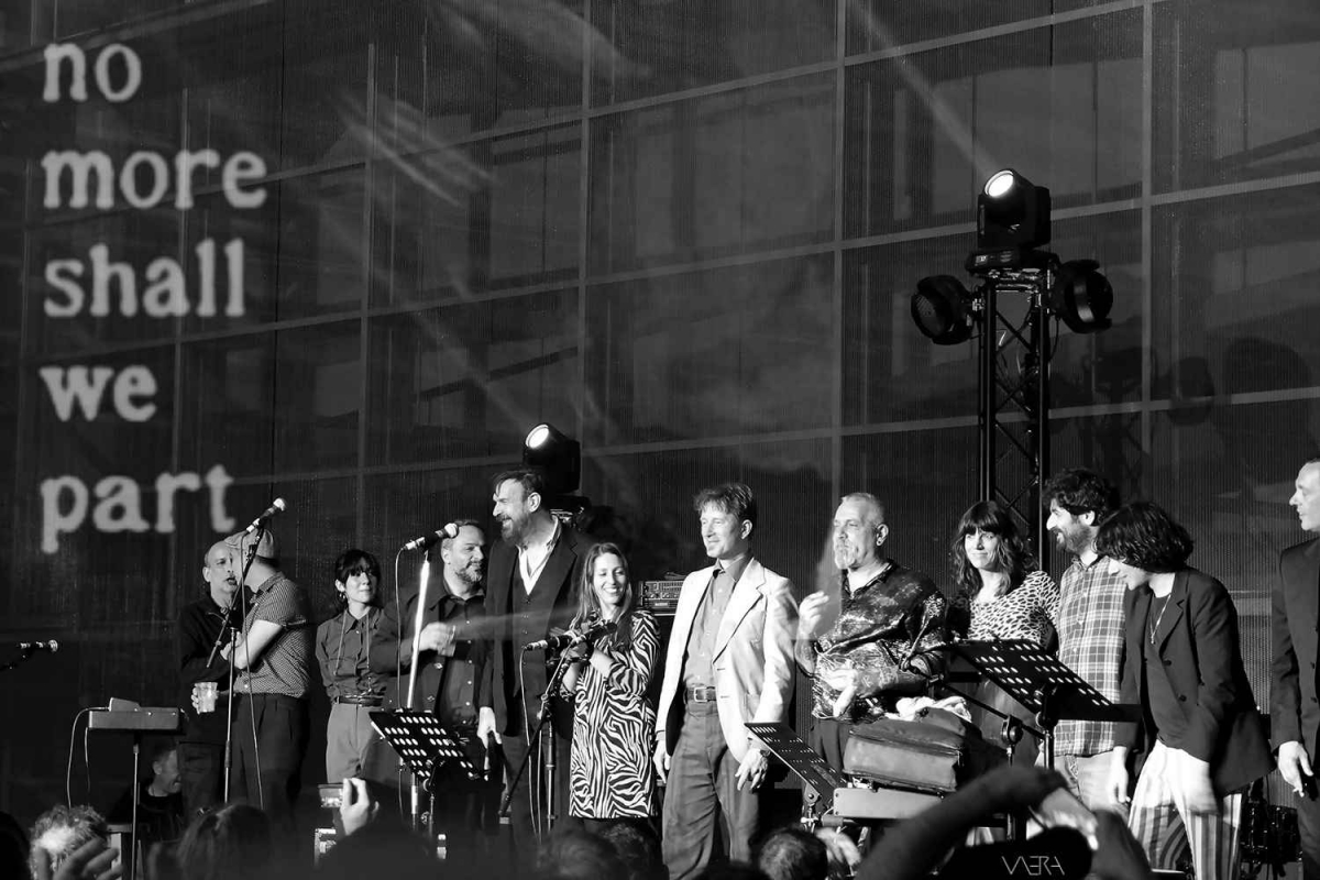 No More Shall We Part - The Concert @ BENAKI MUSEUM, 9/5/2019