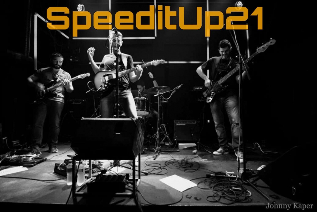 SpeeditUp21 with Desert Monks (English version too)