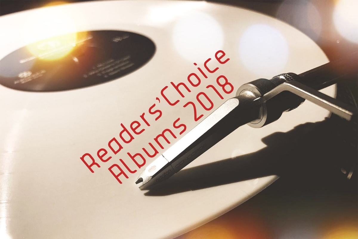 Readers' Choice - Albums 2018