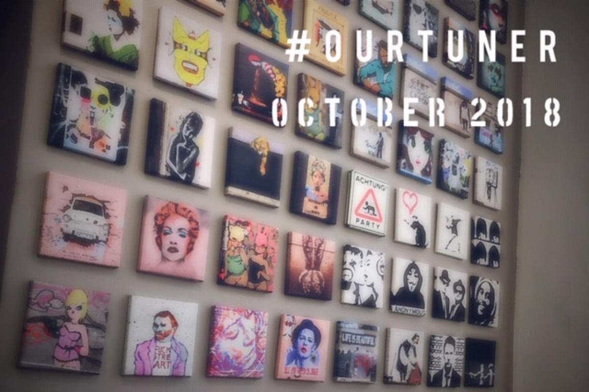 #OurTUNEr - October 2018