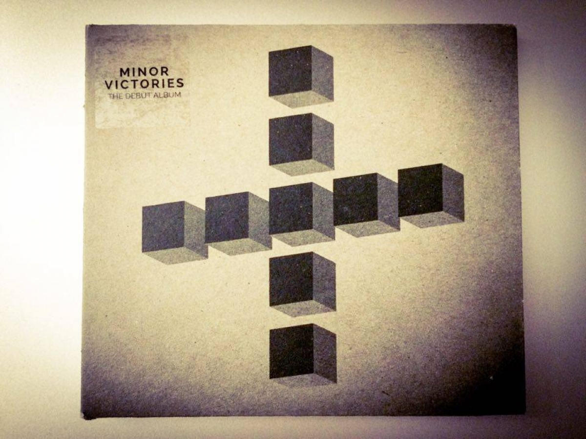 Minor Victories - Minor Victories (Fat Possum Records, 2016)