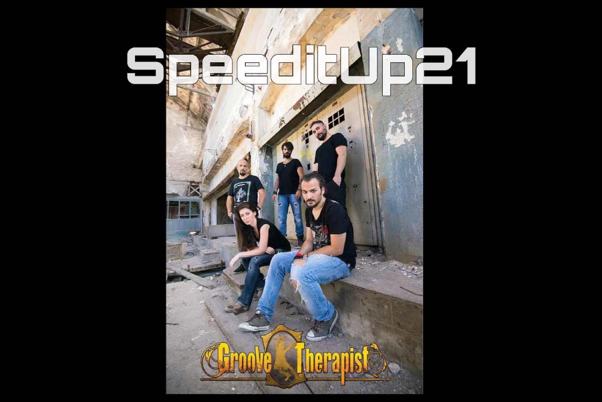 SpeeditUp21 with Groove Therapist (English version too)