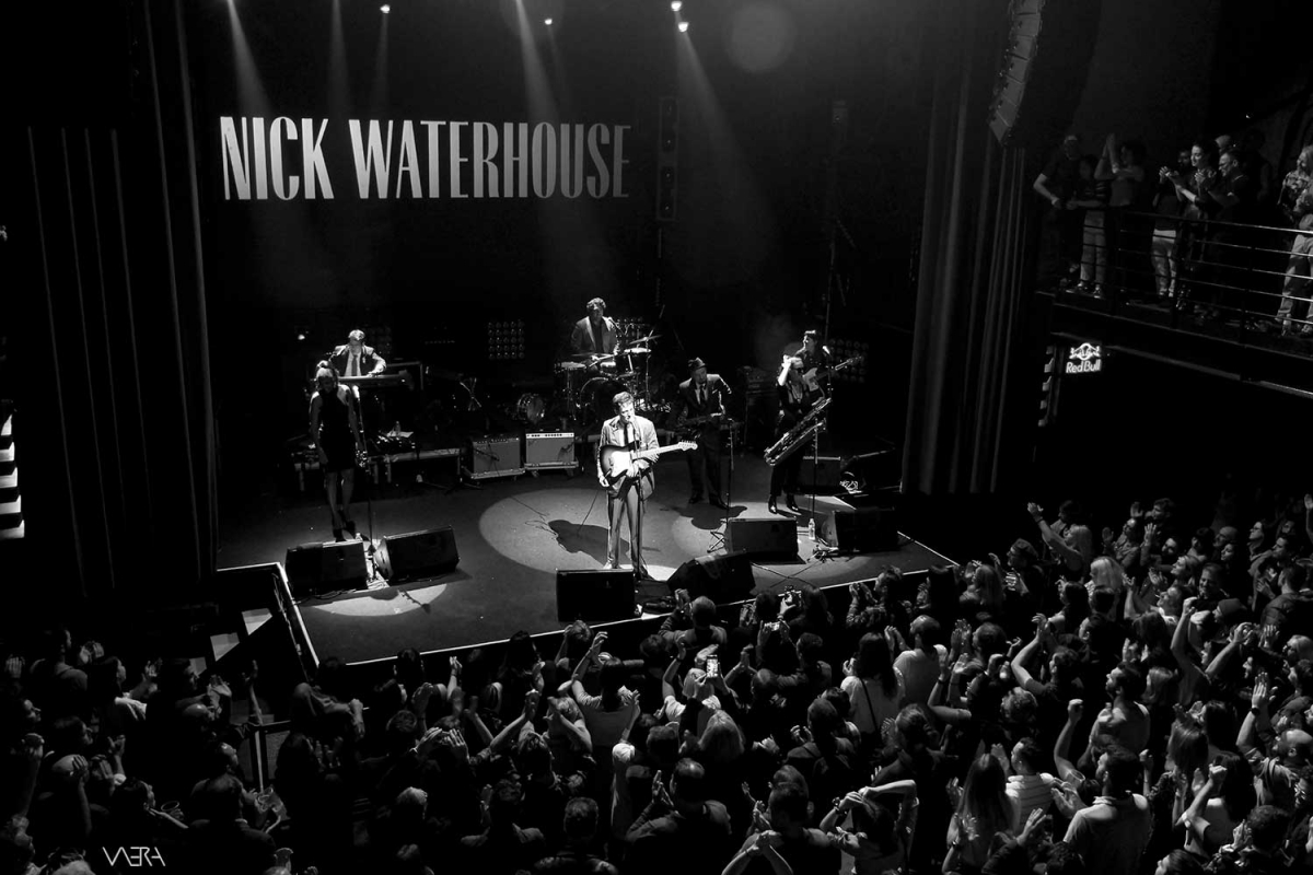 Nick Waterhouse / Coal Miners LIVE@ Fuzz Club, 08/11/2019