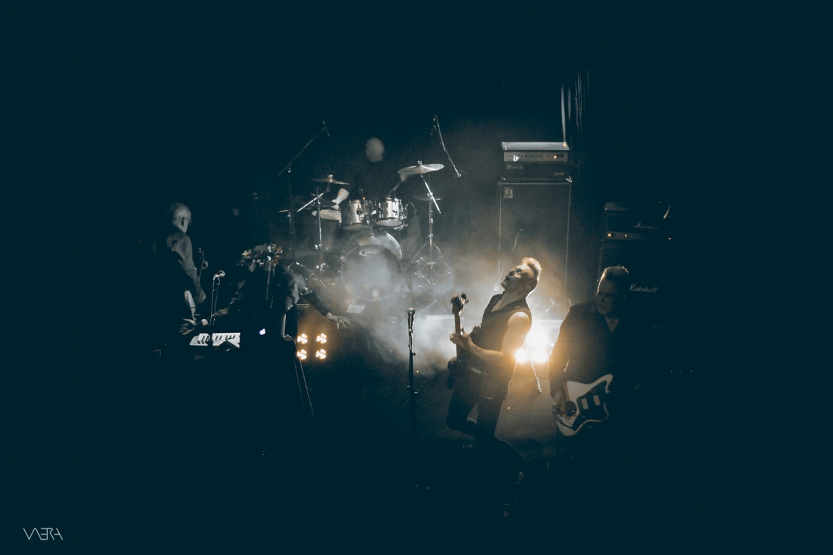 The Membranes / Spinners LIVE @Temple, 06/02/2020