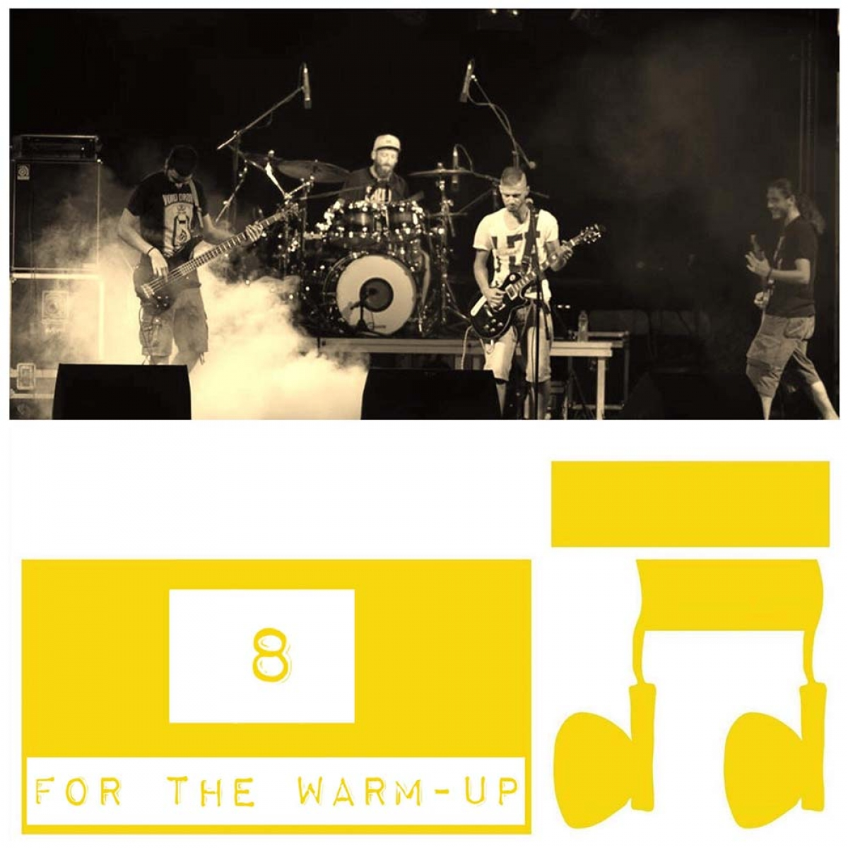 8 For The Warm-Up: Salto Mortale