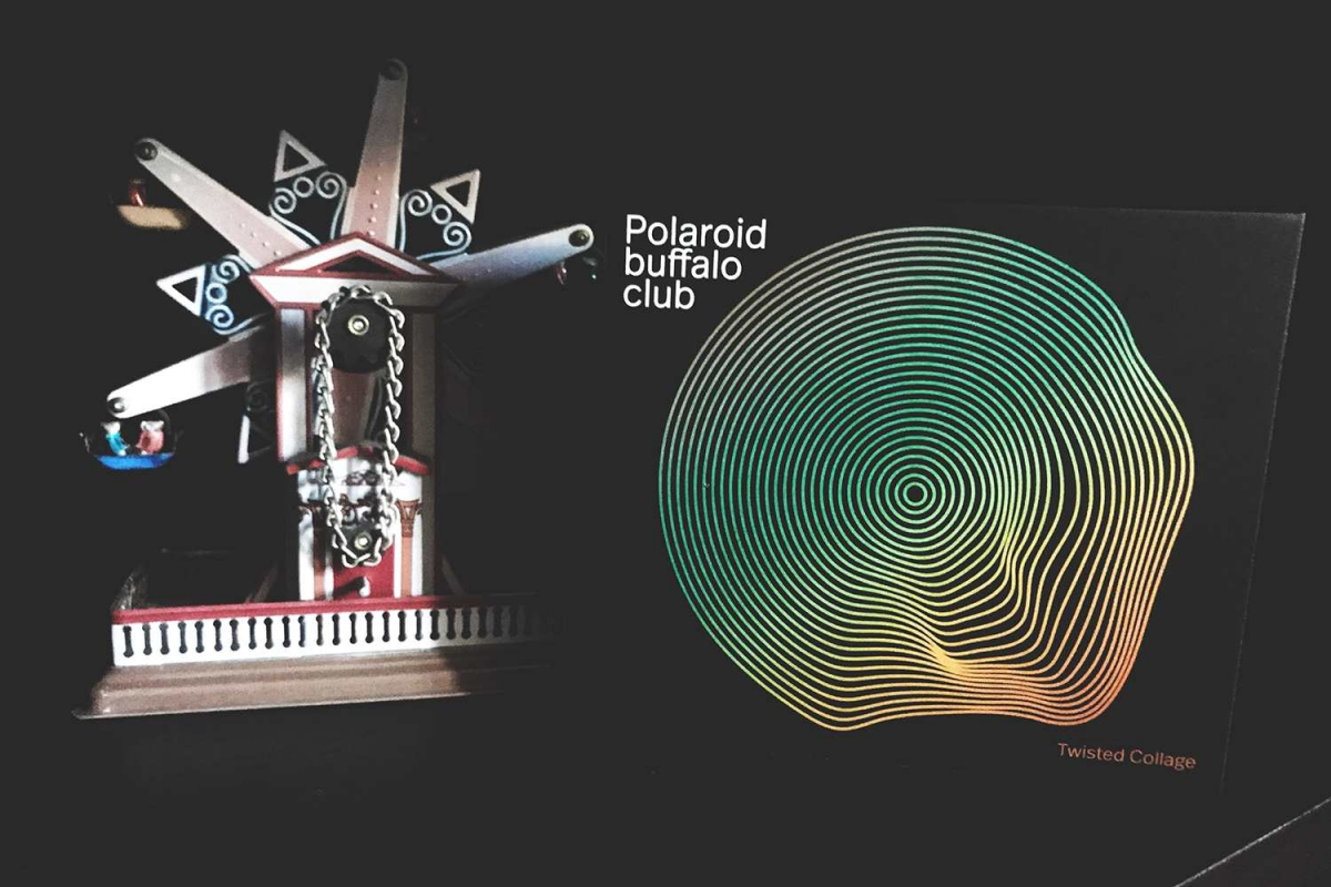 Polaroid Buffalo Club - Twisted College (Ikaros Records, 2019)
