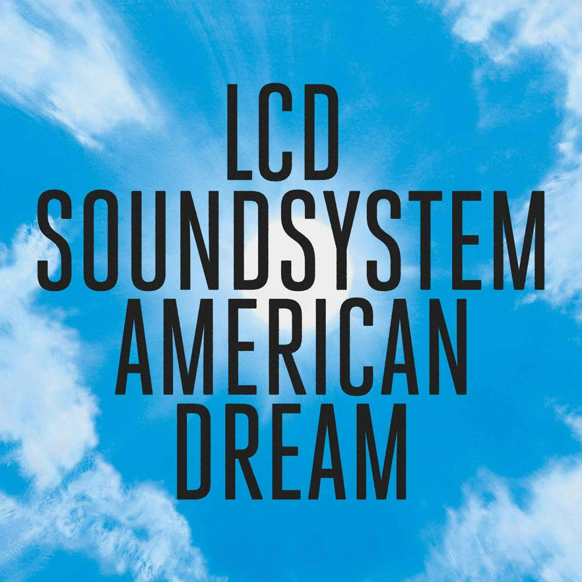 LCD Soundsystem - American Dream (Columbia / DFA, 2017)