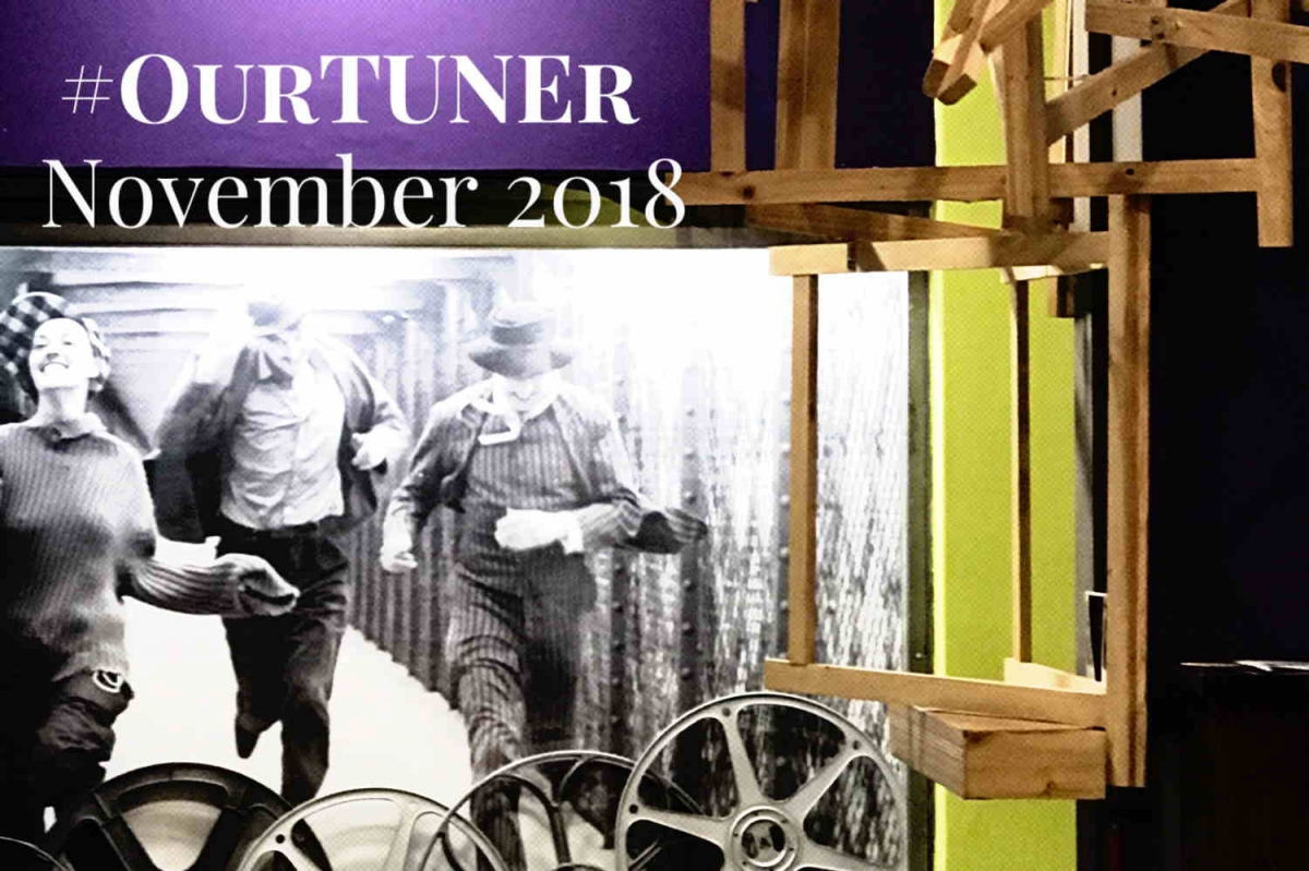 #Our TUNEr - November 2018