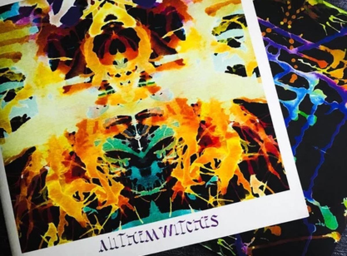 All Them Witches - Sleeping Through The War (New West Records, 2017)