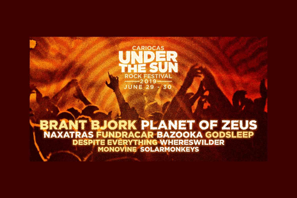 Under the Sun Rock Festival 2019 - Line Up και πληροφορίες!