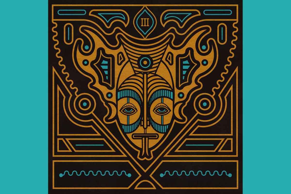 Naxatras - iii (Self Released, 2018)