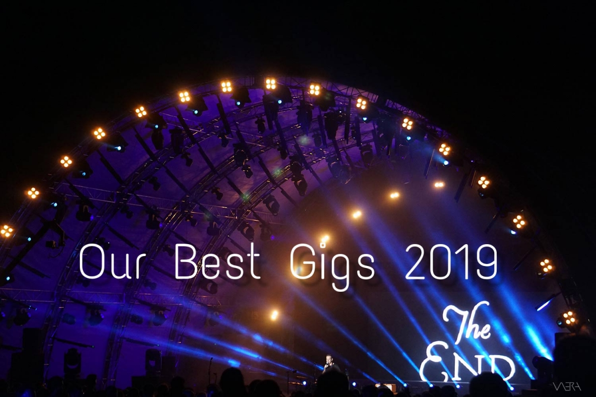 Our Best gigs of 2019