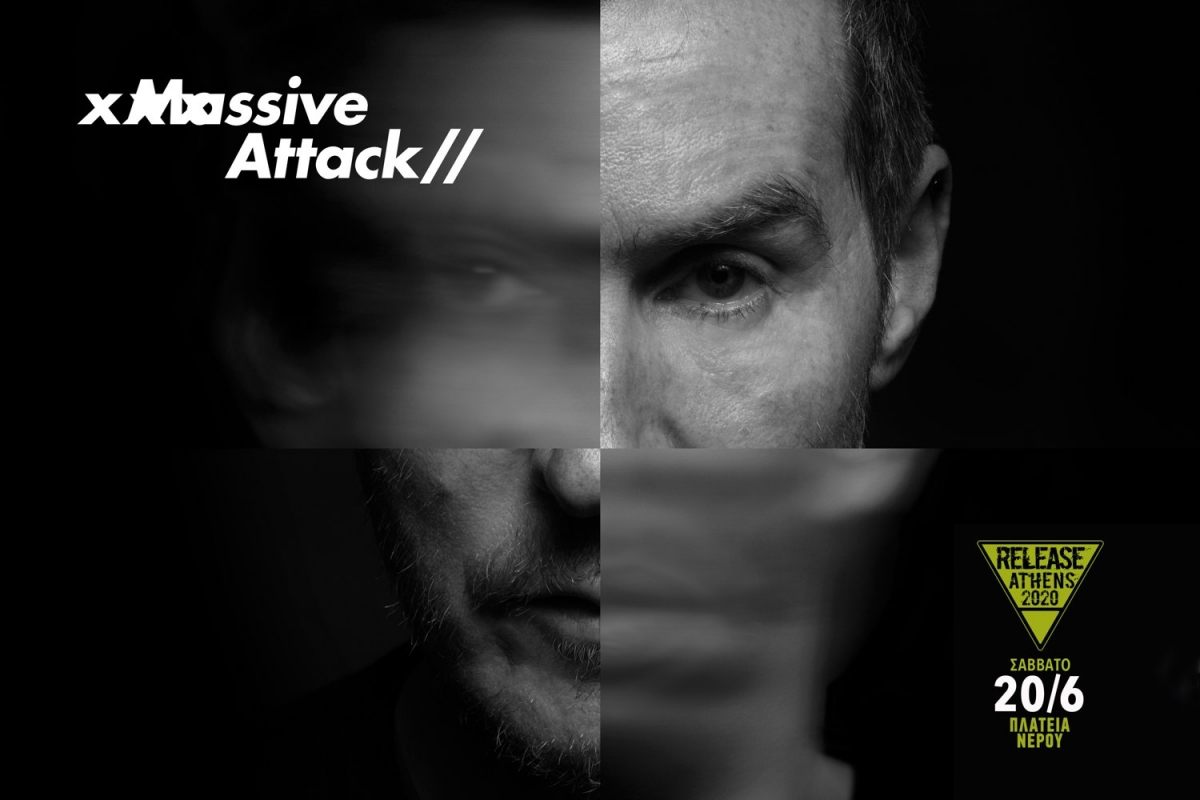 Release Athens 2020 / Massive Attack + more tba / 20 Ιουνίου, Πλατεία Νερού