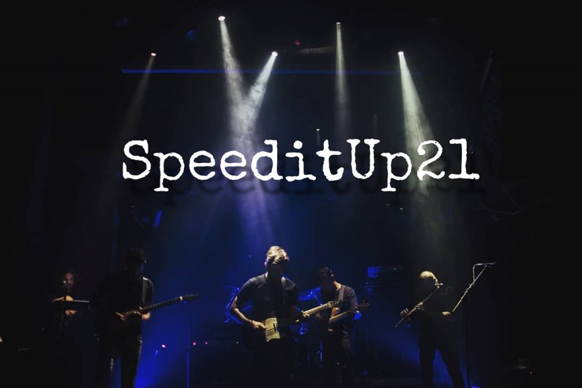 SpeeditUp21 with Echo Basement