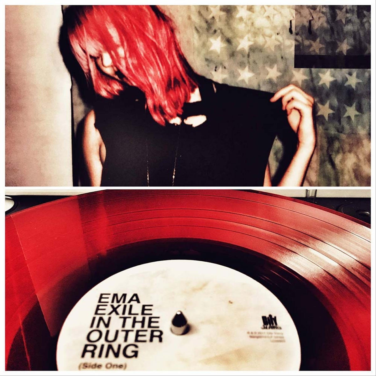 Ema - Exile In The Outer Ring (City Slang, 2017)