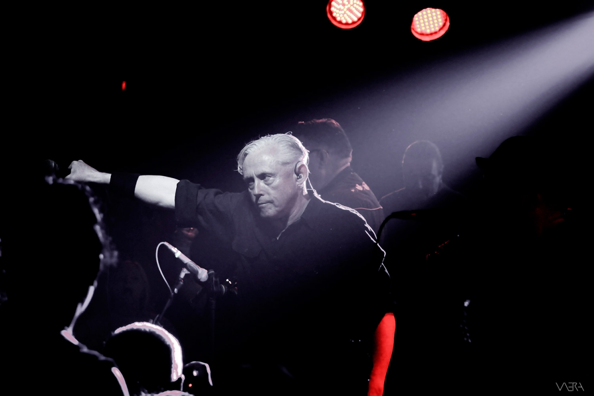 Theatre of Hate / The Black Capes LIVE @ An Club, 05/10/2019