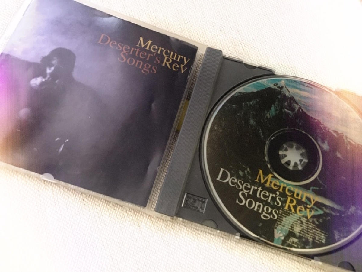 Mercury Rev - Deserter's Songs (V2 Records, 1998)