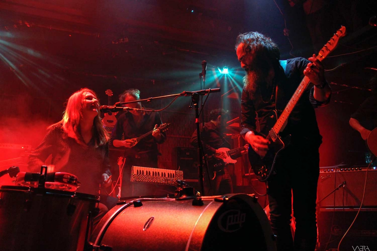 The Limiñanas / Blame Canada LIVE @ Temple, 11/4/2019
