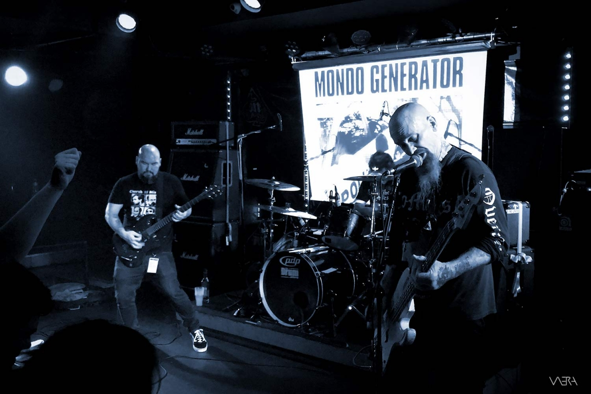 Mondo Generator / Supersoul LIVE @ An Club, 11/2/2020