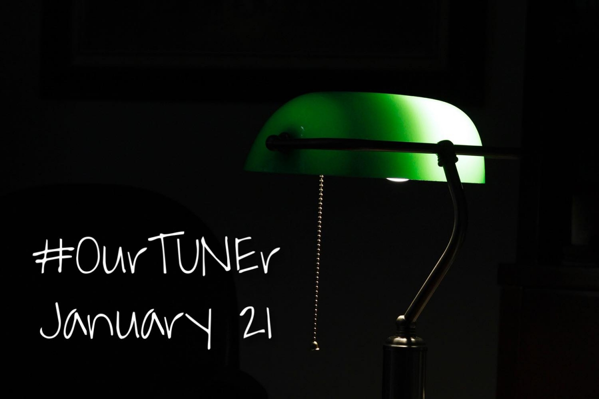 #OurTUNEr - January 2021