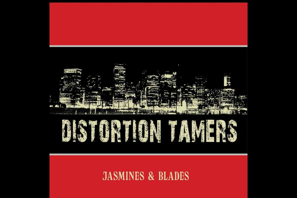 Distortion Tamers - Jasmines & Blades (Ikaros Records, 2018)