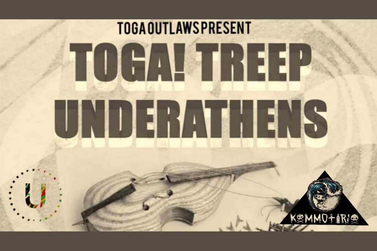 Toga! - Treep // Live At UnderAthens // 5/1