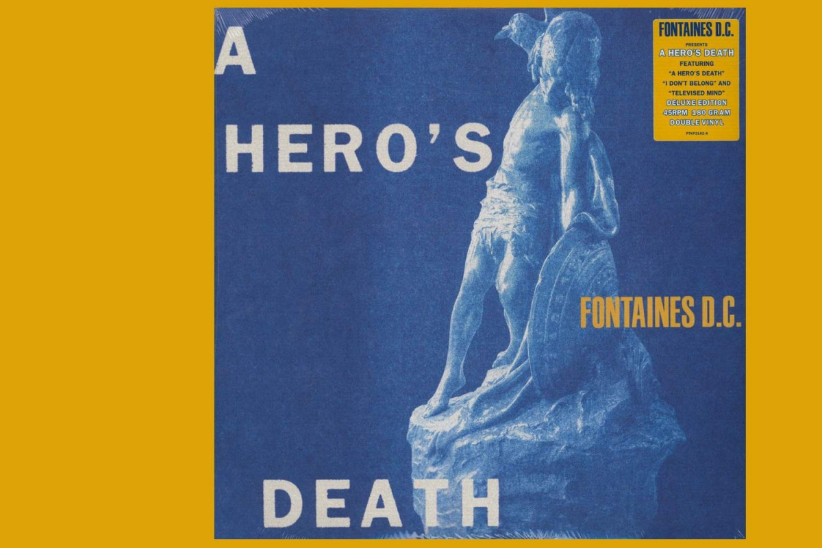 Fontaines D.C. - A Hero's Death (Partisan Records, 2020)
