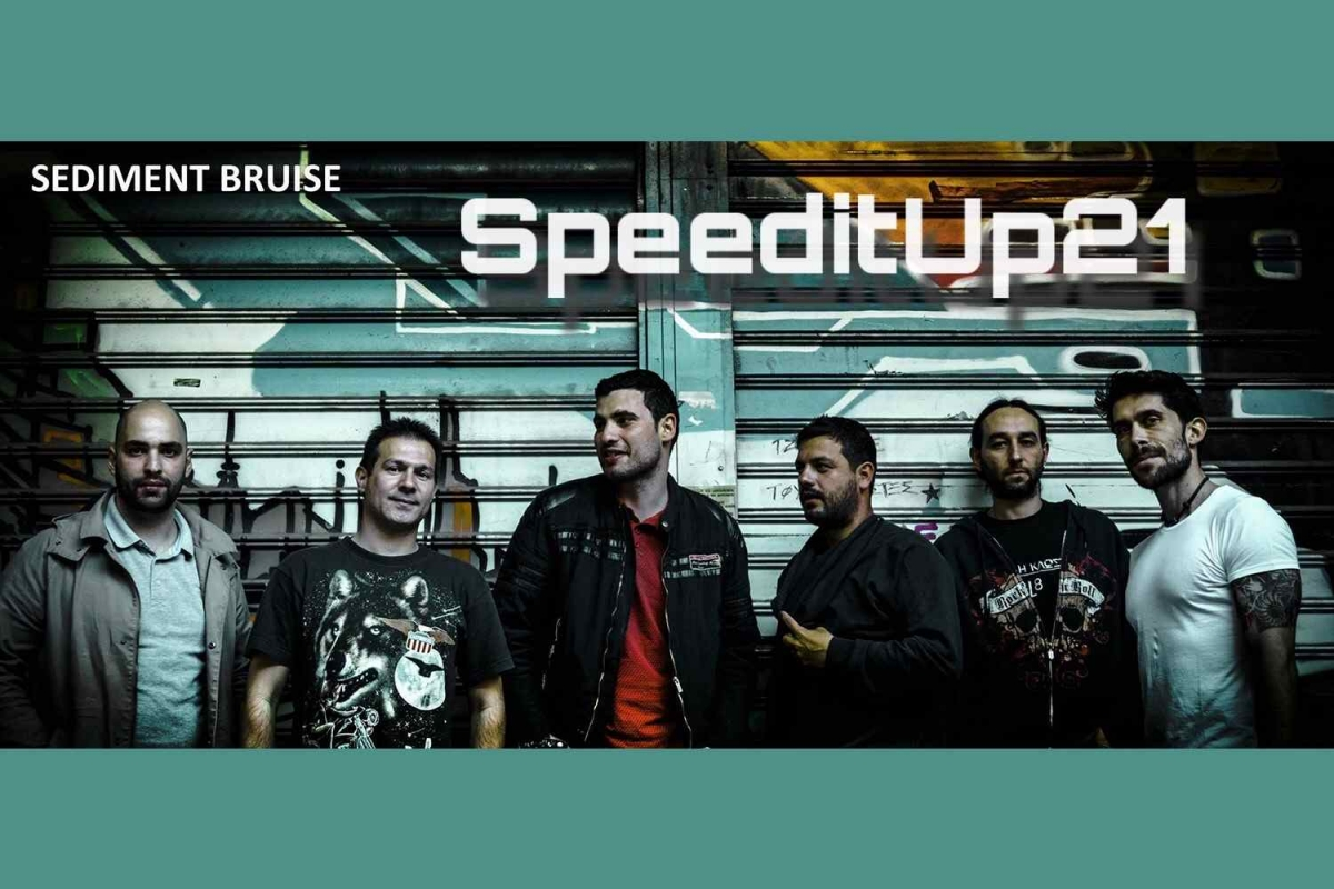 SpeeditUp21 with Sediment Bruise (English version too)