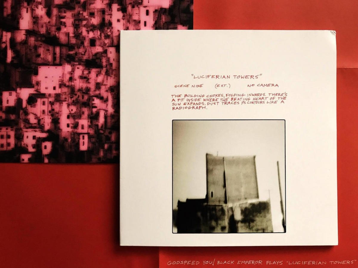 Godspeed You! Black Emperor - Luciferian Towers (Constellation Records, 2017)