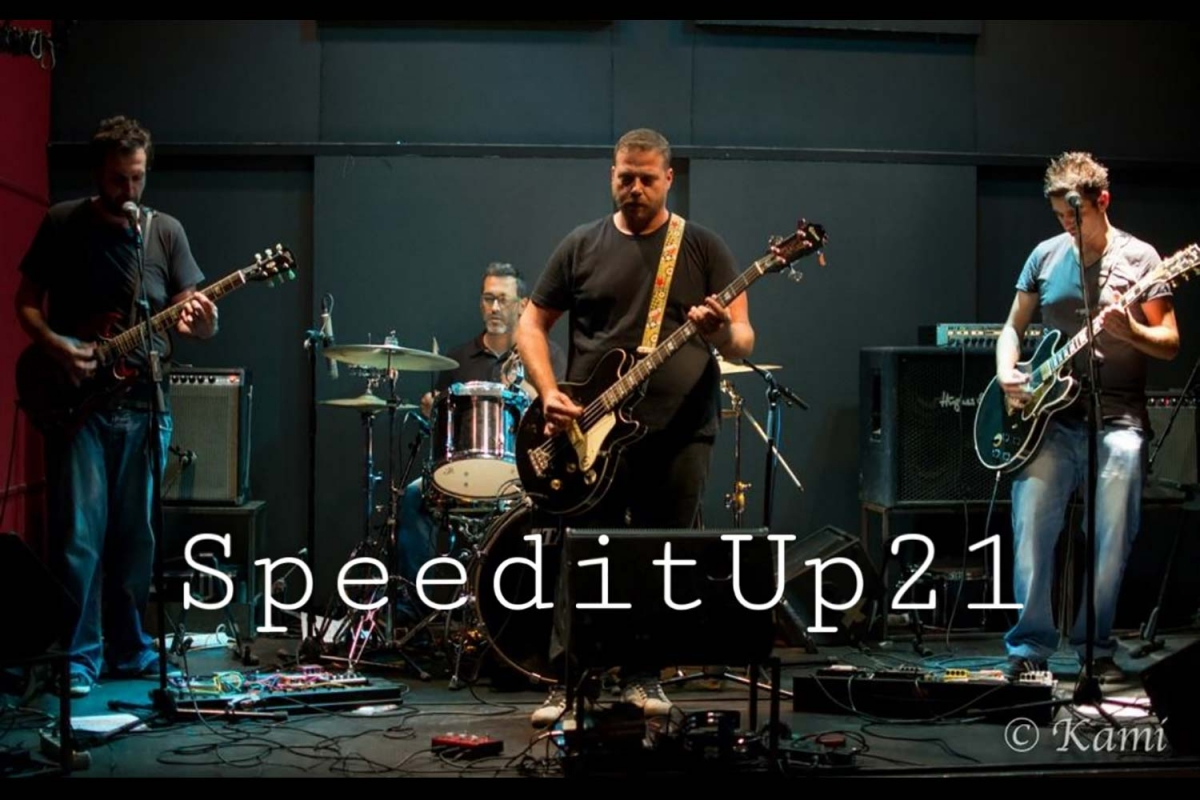 SpeeditUp21 with Rollands