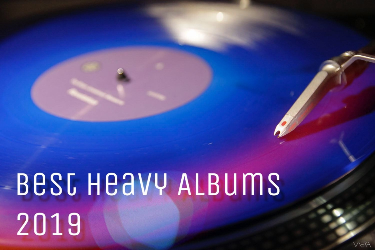 Top Heavy Albums (with a Twist) - 2019