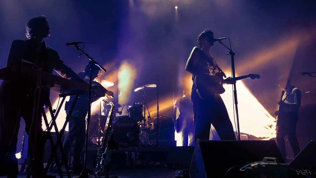 Deerhunter / Moon Diagrams LIVE @ Fuzz Club, 21/11/2019