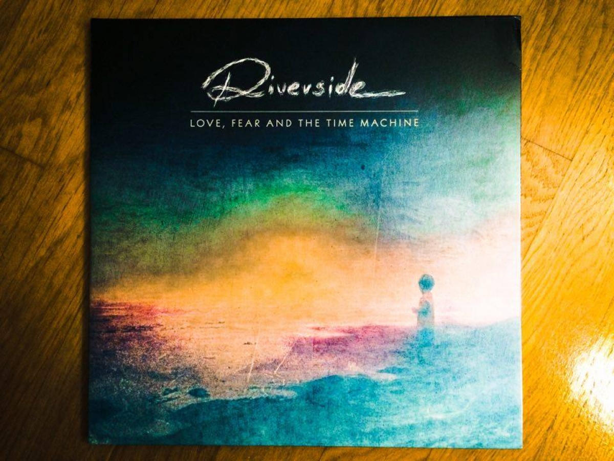 Riverside - Fear, Love And The Time Machine (Insideout, 2015)
