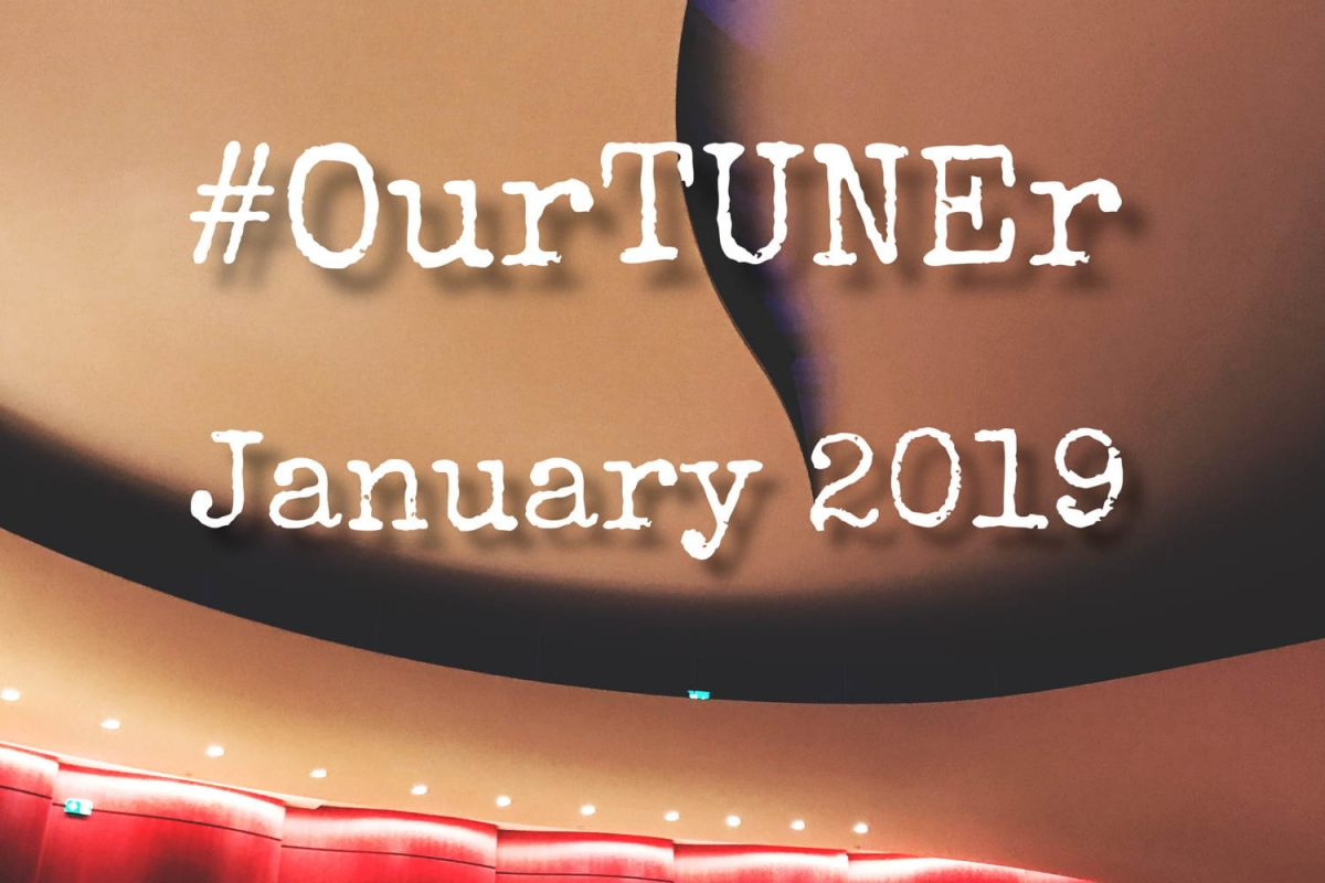 #OurTUNEr - January 2019