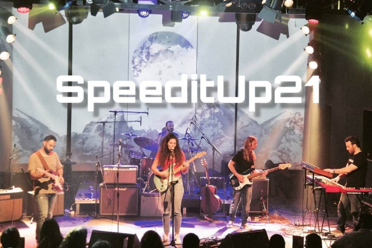 SpeeditUp21 with Belua (english version too)