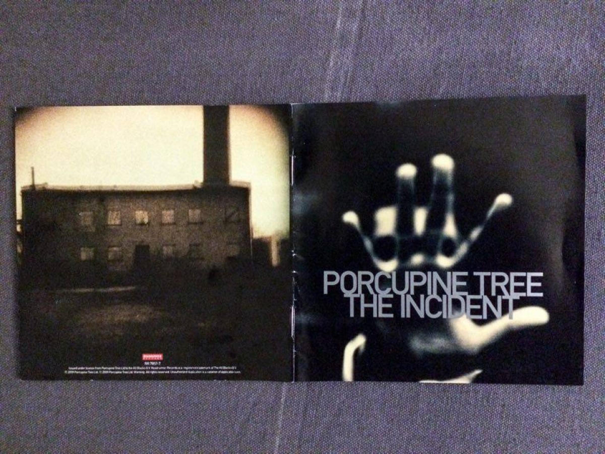 Porcupine Tree - The Incident (Roadrunner Records, 2009)
