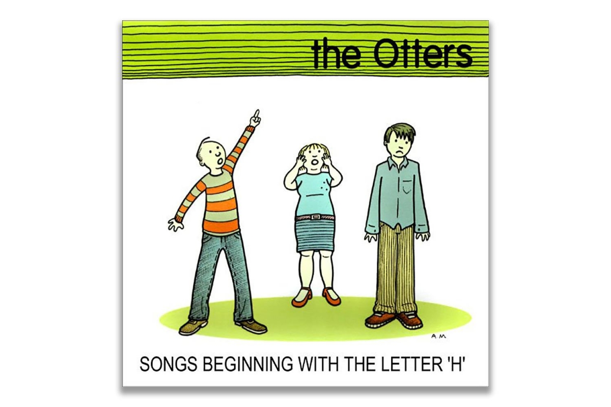"The Otters (The Astronauts) - Songs Beginning with the Letter ""H"" // E.P."