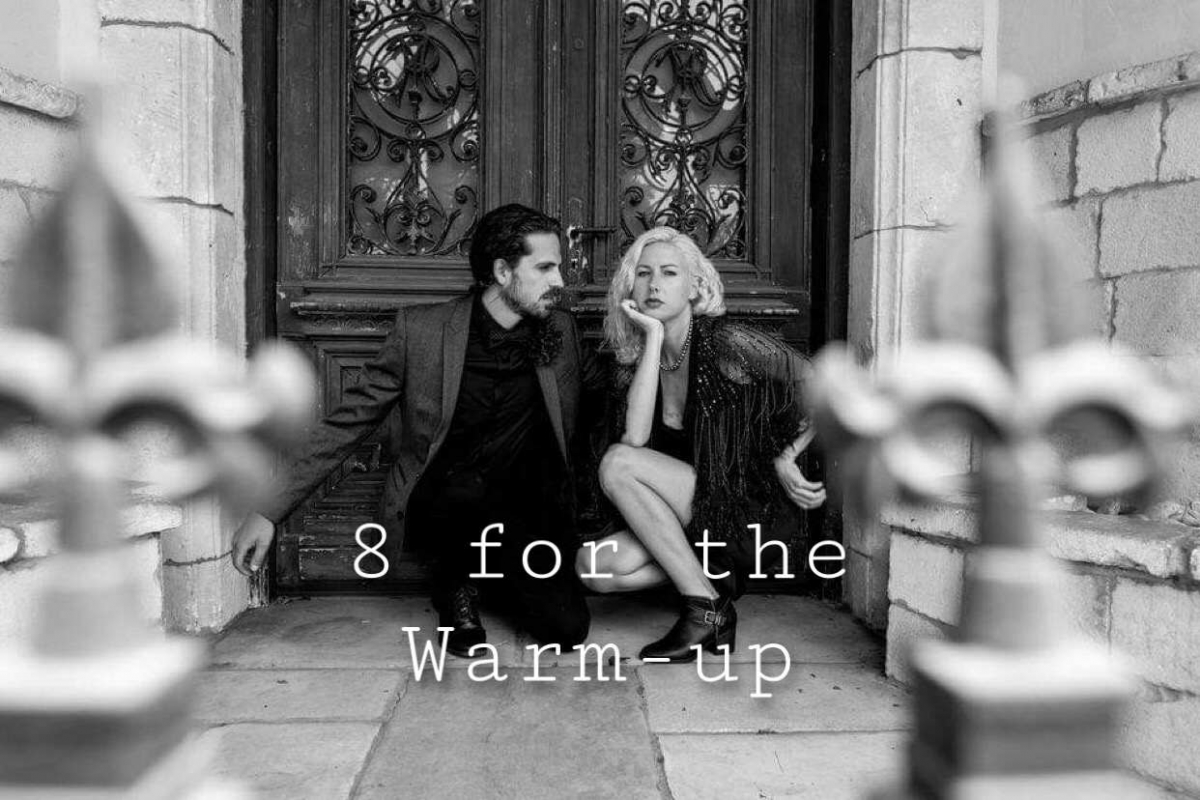 8 for the Warm-Up by Movie Club (english version too)