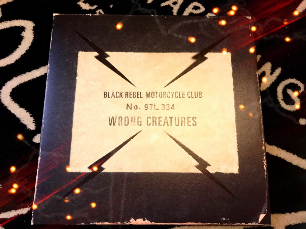 Black Rebel Motorcycle Club - Wrong Creatures (Vagrant, 2018)