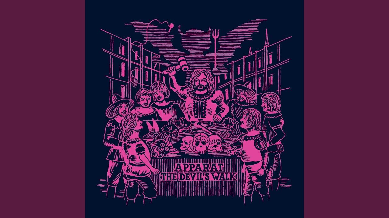Apparat - The Soft Voices Die